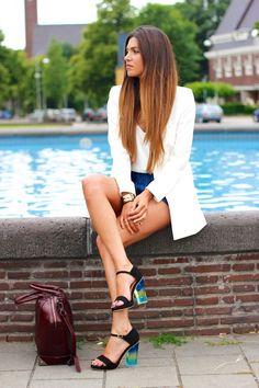 'Most Promising Fashion Blog' - Girlscene