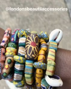 Ghana Travel, Ghana Style, Travel Guide, Fun Facts, Handmade Items, The Past, Beaded Bracelets, Beads, Instagram Posts