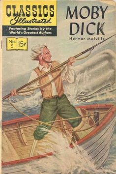 Writing an essay about Moby Dick, if you have read this book please help me out!?