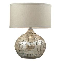 Dimond Products Canaan Ceramic Table Lamp - D2264-LED