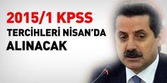 2015/1 KPSS başvuru tarihi açıklandı...