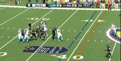 Baltimore Ravens WR Steve Smith Handing His Old Team (Carolina Panthers) a Beat Down [GIF]   FatManWriting
