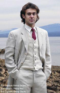 Hemp Men's Suit