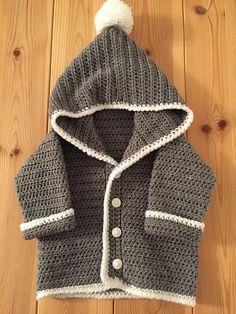 Ravelry: cicibel's Eddies baby hoodie cardigan