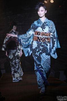 stunning Jotaro Saito kimono
