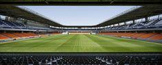 Minami Nagano Sports Park Football Stadium, Japan|南長野運動公園|納入事例|sports,soccer