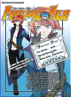 fairy tail oc | Fairy Tail OC - Dani Fontane [Guild Card]*:. by dreamchaser21
