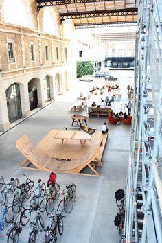 Web agency ideveloppement Darwin caserne Niel Bordeaux Bastide