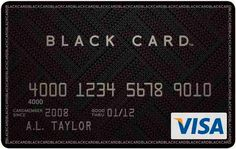 The Black Card - For the filthy rich - Luxurydotcom Black Card, Miles Credit Card, Credit Cards, Credit Card Design, Member Card, Filthy Rich, Billionaire Lifestyle, Thing 1, Visa Card