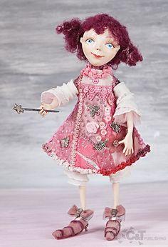 Enchanting Art Dolls & Soft Sculptures by C Publishing, via Flickr