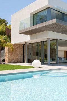 ❛ Villa Cala Moli ❜ Location: Cala Moli, Ibiza