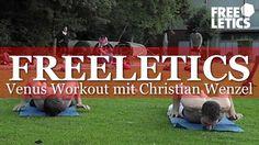 Freeletics Workout VENUS mit Christian Wenzel - paulkliks.com Freeletics Workout, Venus, Do Exercise, Christian, Christians, Venus Symbol