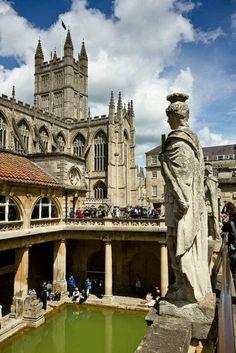 Abbey Ward in Bath, England