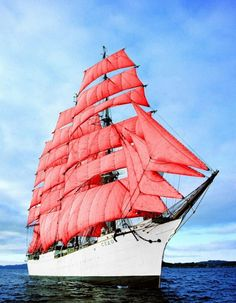 Tall Ship Sedov  via s016.radikal.ru