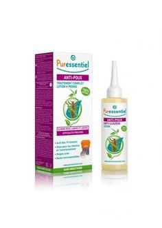 La lotion Puressentiel Anti-poux