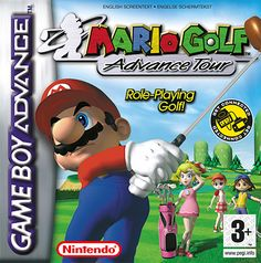 Mario golf: advance tour - Mario golf for the gba is a game that combines golf with a role playing stat system. Description from gamingworld.club. I searched for this on bing.com/images