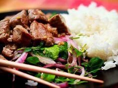 Vietnamese Shaken Beef – Bò Lúc Lắc | Tasty Kitchen: A Happy Recipe Community!