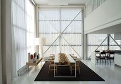 Tende Per Soffitti Alti : Fantastiche immagini in soffitti alti su nel
