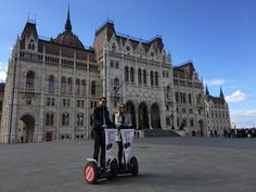 Segway Tours Budapest -  Budapest