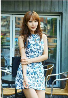 Summer Dress  #kooding #koreanfashion #koreanstyle #fashion #style #dress #summer