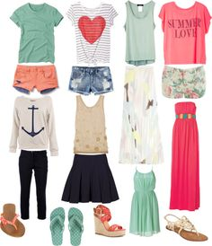 Summer is coming: beach capsule