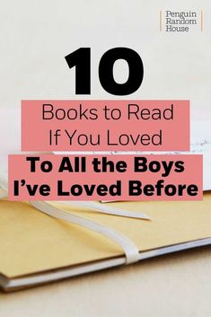 If you love the books and movies in the To All the Boys I've Loved Before series, find your next Lara Jean and Peter Kavinsky in these young adult romance book recommendations! Reading Lists, Book Lists, Winning Lotto Ticket, Saint Anything, Lara Jean, Penguin Random House, Having A Crush, Romance Books, Book Recommendations