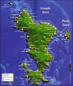 Où faut-il vivre à Mayotte ?