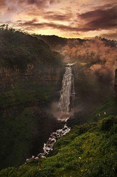 El Salto de Tequendama, Colombia
