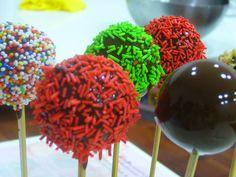 By MissBombones. Cake Pops, Desserts, Food, Tailgate Desserts, Deserts, Cakepops, Eten, Postres, Dessert