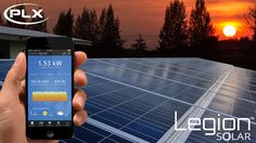 Legion Solar 2 - Energy Made Simple by PLX Devices — Kickstarter. Do-it-yourself solar installs in minutes, delivers instant results, pays for itself faster than traditional systems. Alternative Power Sources, Off The Grid, Solar Power, Make It Simple, Traditional, Projects, Home, Colors, Pictures