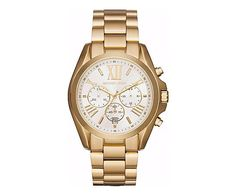 Reloj para mujer Jessica, dorado - Ø4,3 cm