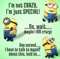 Here we have some of Hilarious jokes Minions and Jokes. Its good news for all minions lover. If you love these Yellow Capsule looking funny Minions then you will surely love these Hilarious joke. Funny Minion Pictures, Funny Minion Memes, Crazy Funny Memes, Minions Quotes, Really Funny Memes, Funny Facts, Haha Funny, Funny Jokes, Funny Images