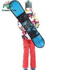 Snowboard Ski SkateBoard Sleeve Carry Strap Universal Adjustable Board Straps #snowboarding #snowboarder #snowboardcarrier