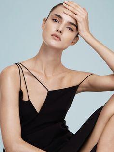 Blanca Padilla by Alvaro Beamud Cortes for Vogue Mexico February 2016 2