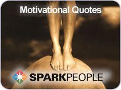 Motivational Quotes: SparkPeople.com