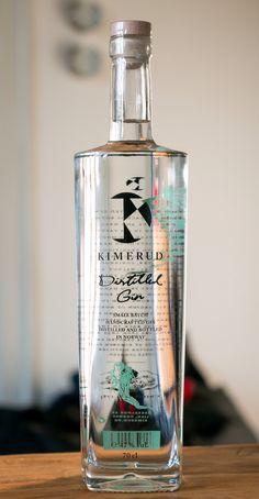 Kimerud Premium Gin PD