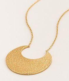 Rae+Pendant+Adjustable+Necklace