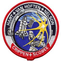 Space Patch, Nasa Patch, Space Program, Our Solar System, Space Shuttle, Space Travel, Science And Nature, Geology, Astronomy