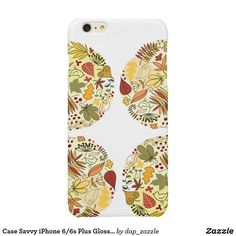 Case Savvy iPhone Plus Glossy Finish Case All Design, Cover Design, Graphic Design, Autumn Inspiration, 6s Plus, Iphone Case Covers, Illustrators, Iphone 6, Create Your Own