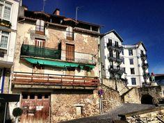 The sleepy town of Getaria, Spain. (c) GTH & Nathan DePetris