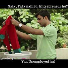 #TVF #Pitchers #startups #entrepreneurs #meme #swadesiya shortfilms.swadesiya.com