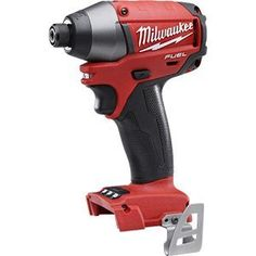 - Milwaukee M18 FUEL 1/4in. Hex Impact Wrench - Tool Only, Model# 2653-20