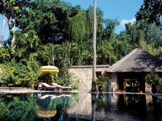 The Oberoi, Seminyak, Bali  Have walked past this and it looks amazing!