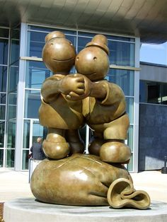 Sculpture by Tom Otterness