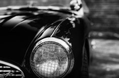 Austin Healey photo by Michael Fauscette