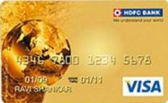 hdfc credit card reviews mouthshut