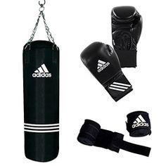Boxsack adidas Boxing Set Performance , Boxsack Vergleich, Test