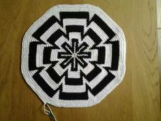 Bodem Tapestry Crochet Patterns, Crochet Mandala, Mochila Crochet, Crochet Tote, Fillet Crochet, Crochet Angels, Bag Pattern Free, Tapestry Bag, Crochet Purses