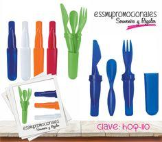 HOG-110 Portacubiertos con tenedor, cuchara y cuchillo Tamaño: 3 x 17.5 cm ** VENTA MÍNIMA 25 PZAS **  Impresión incluida: Serigrafía #EssmyPromocionales #Hogar #UtensiliosdeCocina #Promocionales