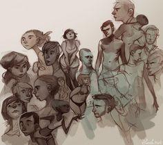 Stunning Illustrations by Lois van Baarle